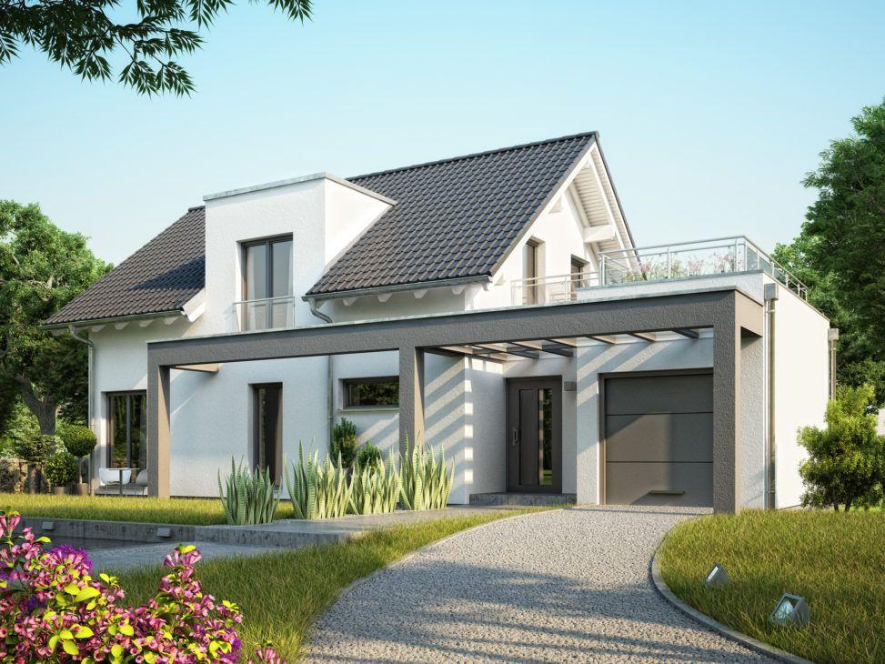 16++ Haus mit garage satteldach Sammlung