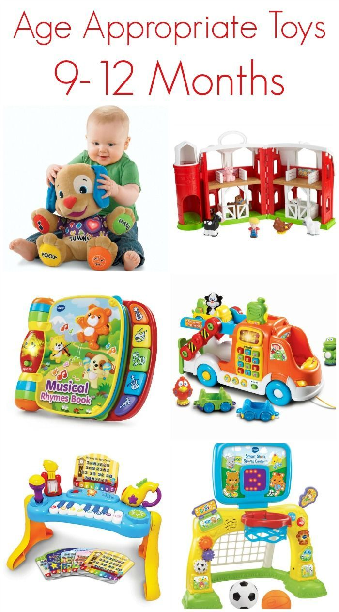 Development & Top Baby Toys for Ages 9-12 Months | Baby ...