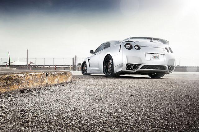 The Nissan GTR!