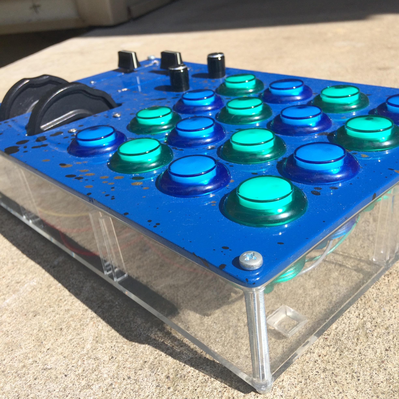 DIY Arduino MIDI Controller The MIDI Machine Video