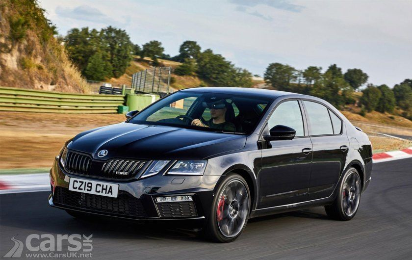 Skoda Octavia Vrs Challenge An Octavia Vrs With More Goodies And