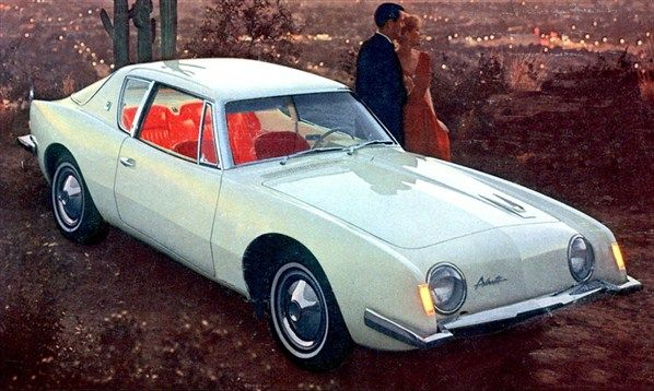 Studebaker Avanti Sadly Studebaker Went Bust In 1963 But The