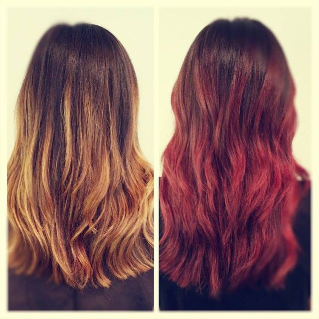 Check Out This Pretty Transformation Using Just Color Depositing