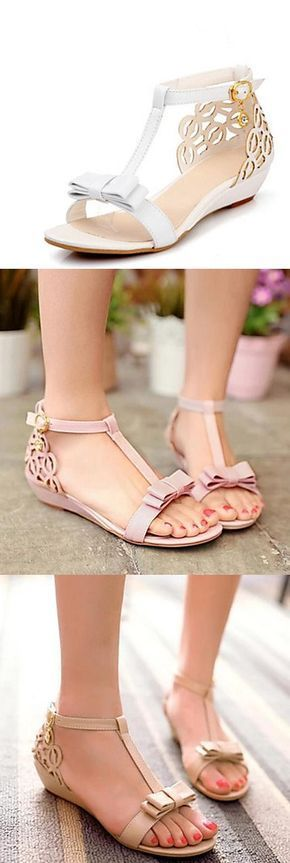 e208ac5b9 Super cute sandals for wearing this summer! What color would you wear   Click the