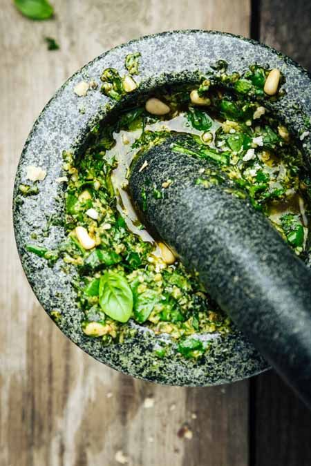 How To Choose And Use The Best Mortar And Pestle Set Mortar And Pestle Mortar Herbs