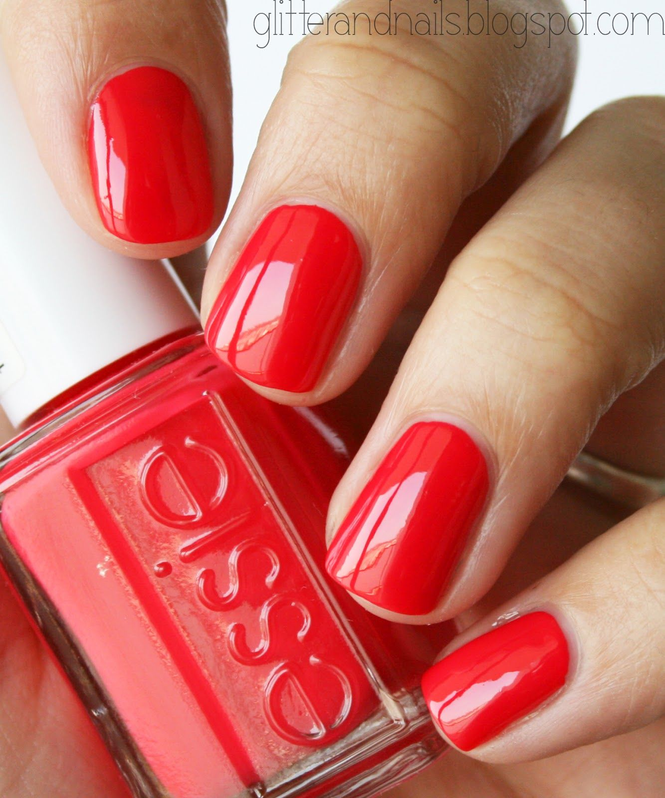 dress - Inspiration: Fashion Essie Neons Collection video