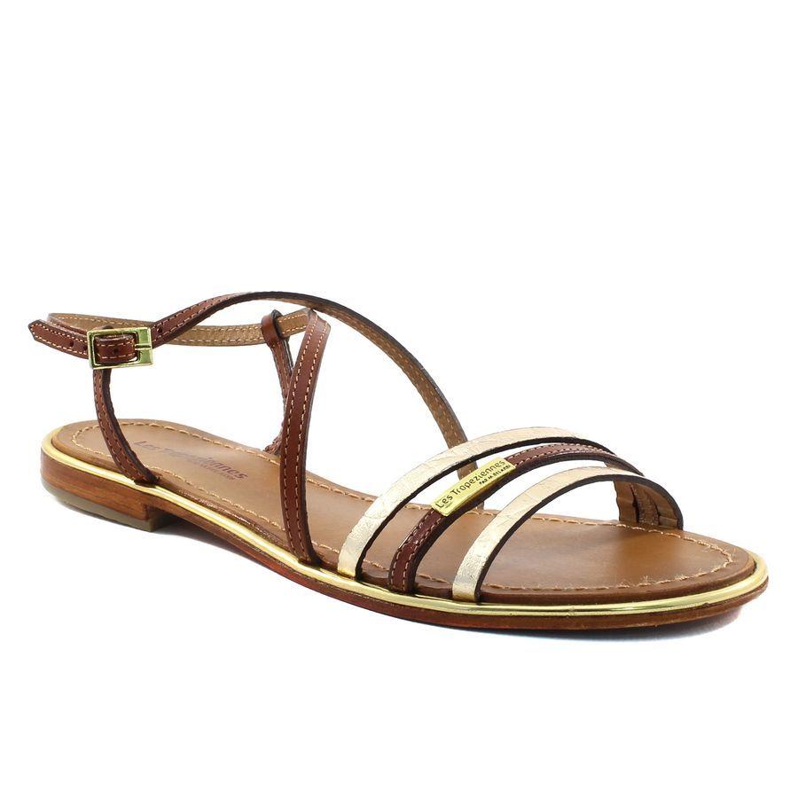 98717308e6b8 857A LES TROPEZIENNES BALISE MARRON www.ouistiti.shoes le spécialiste  internet  chaussures