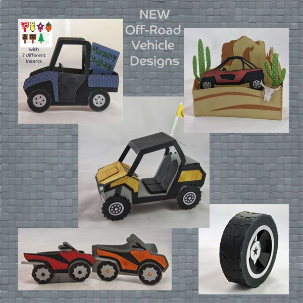 Off Roading Utv And Atv Designs Are Here Art And Craft Ideas