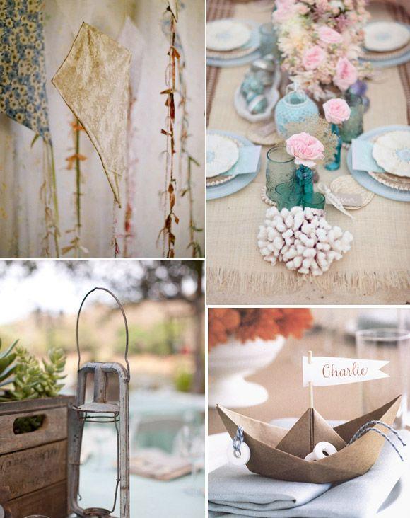 decoración de bodas en la playa | ideas boda playa | august wedding