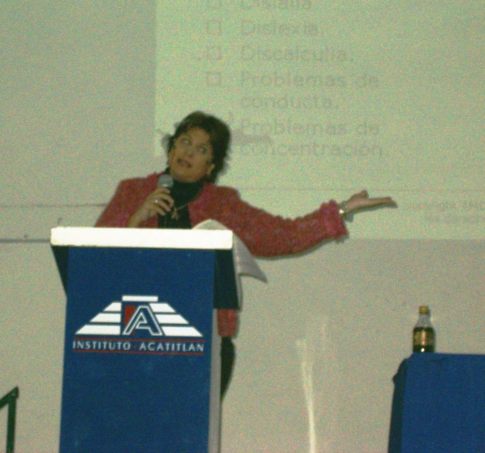 Conferencia El Tdah Una Discapacidad Invisible