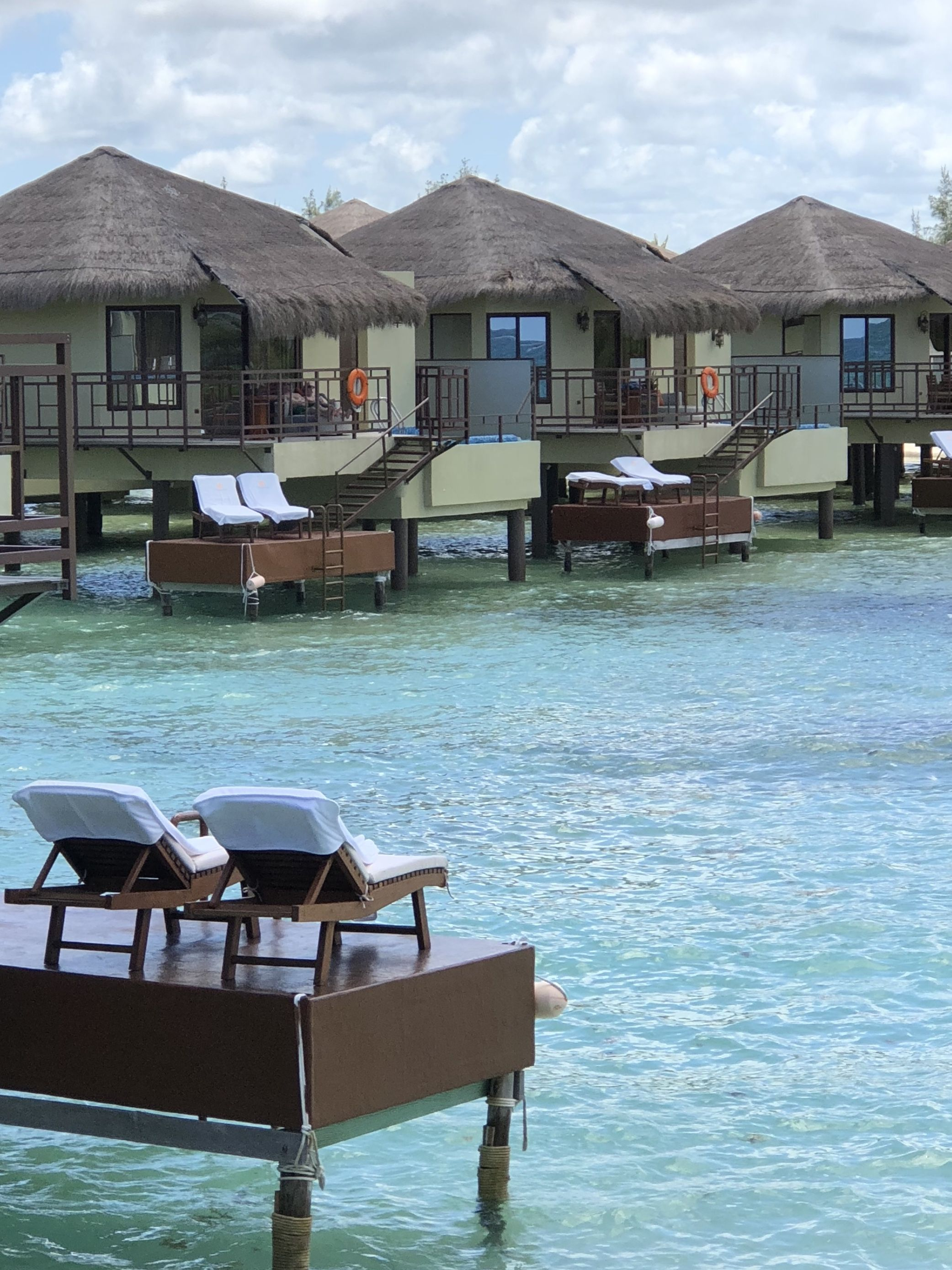The First Overwater Bungalows In Mexico And, Theyre All Inclusive