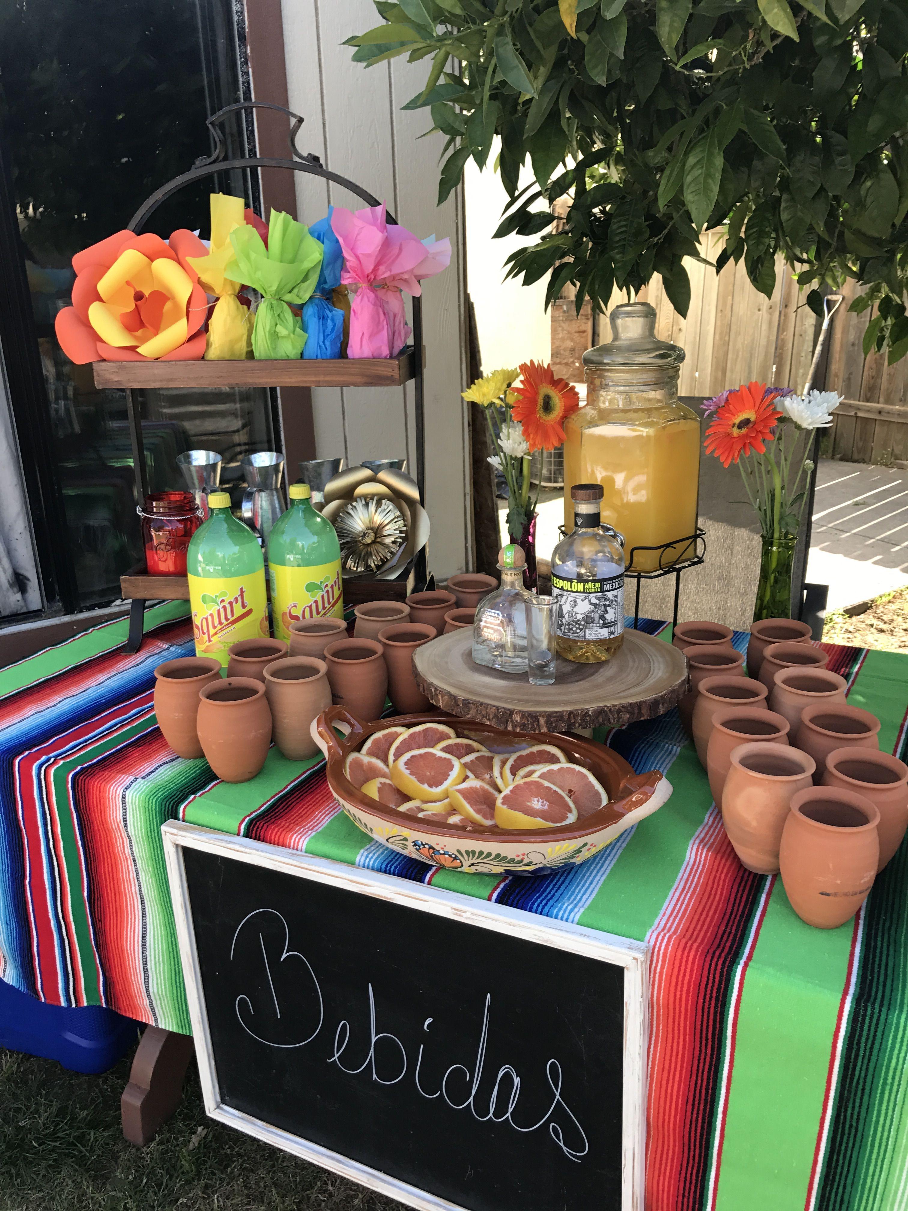 Juniors Birthday In 2019 Mexican Fiesta Birthday Party