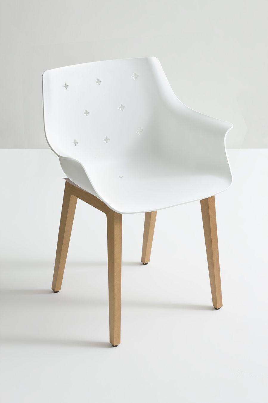 Fp Collection Less Wood Designer Stoel Meubel Ideeen Barkruk