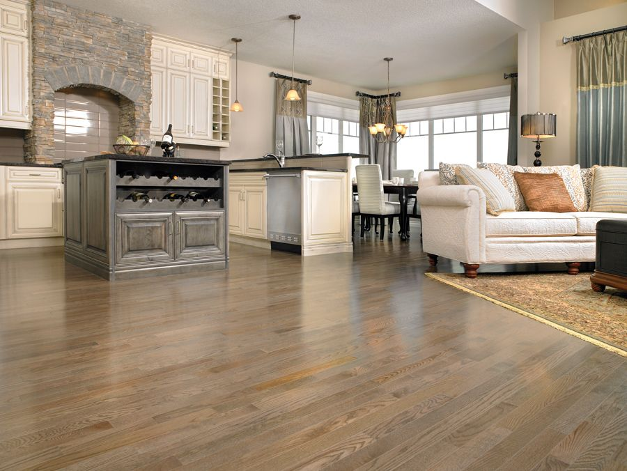 Hardwood Floors Living Room Model Best 25 Oak Hardwood Flooring Ideas On Pinterest  Hardwood .