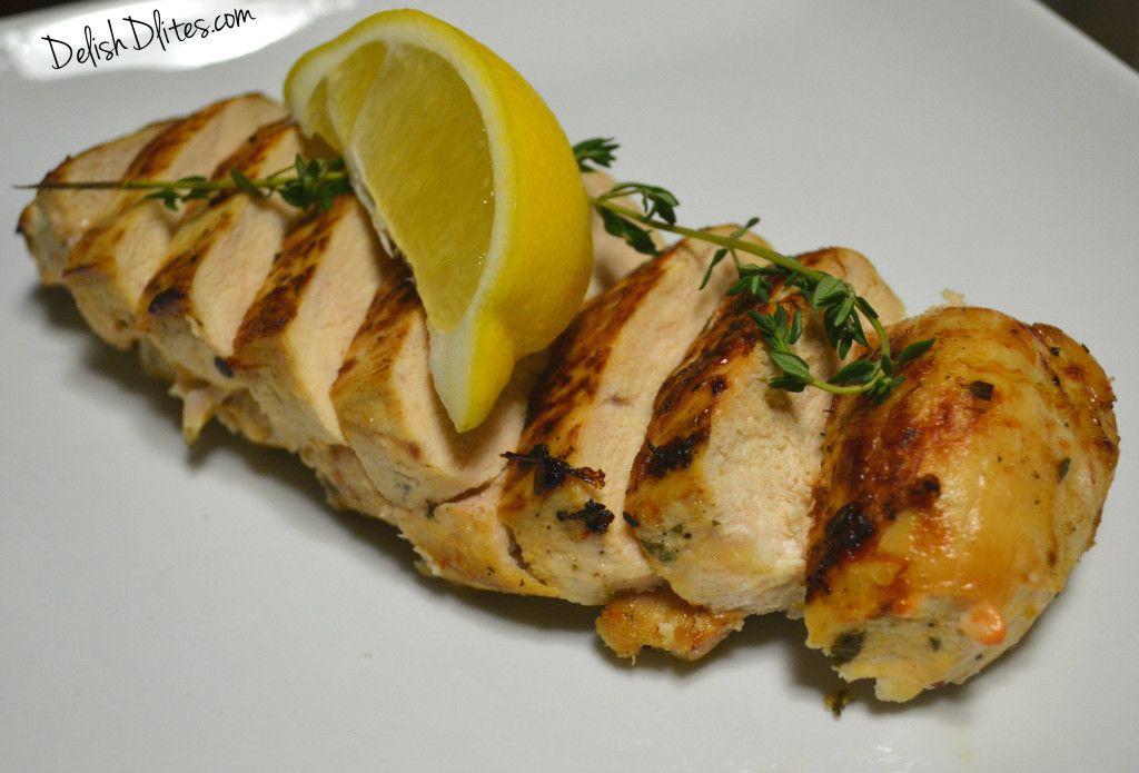 Rollups chicken breasts