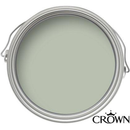 Crown Breatheasy Mellow Sage Matt Emulsion Paint 5l