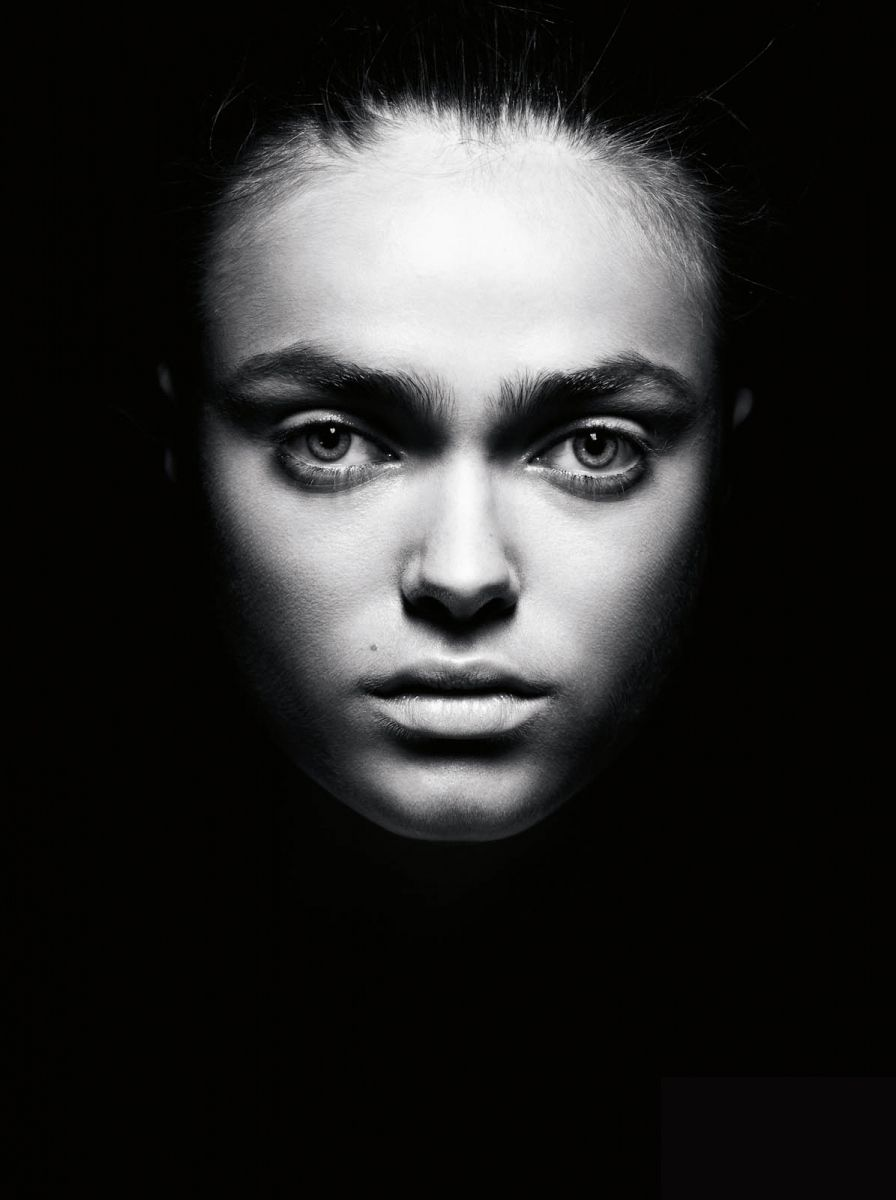 Face... | Black and white portraits, Face photography ...