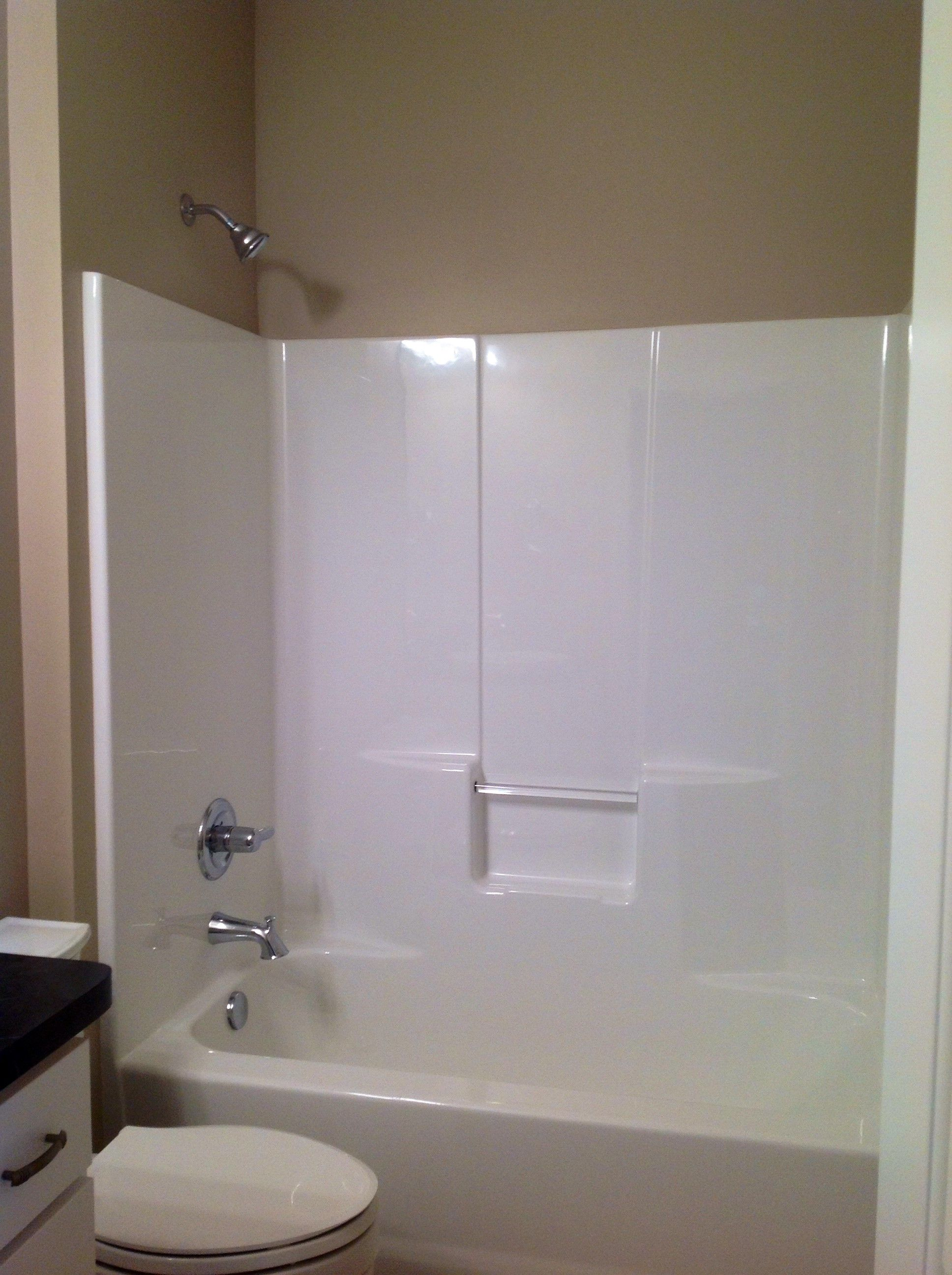 One-Piece Tub/Shower combo | Our Work | Pinterest | Tub shower combo ...