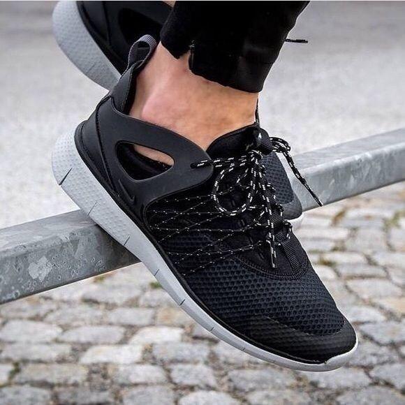 Nike Free Viritous Running Shoes Black And Grey Black Running Shoes Popular Nike Shoes Nike Shoes Women