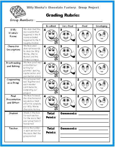 Attitude Rubric By Maier Checklist Pinterest Music teachers - project checklist