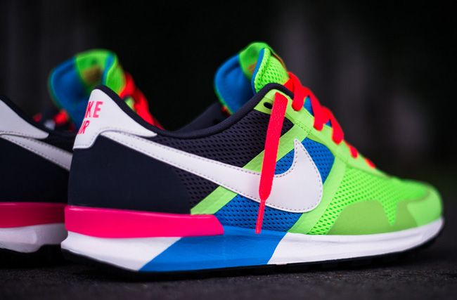 Nike Air Pegasus Flash 83 30 Bleu Hero Flash Pegasus Lime d7b05f
