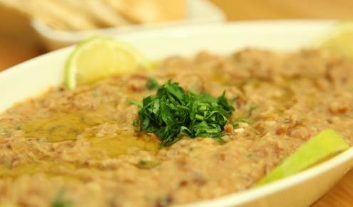 طريقة عمل الفول المدمس زيتونة Middle East Recipes Palestinian Food Recipes