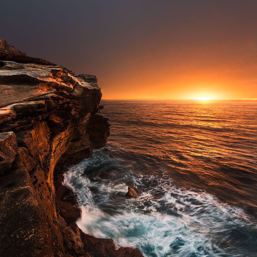Mahon Pool Ocean Sunrise Sunrise Photography Ocean Pictures Ocean