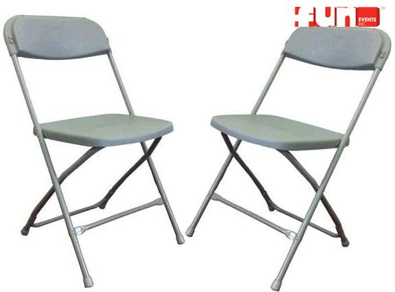Folding Chairs For Rent Alera Office Chair Rental Light Gray Tables Tents Party Need Us To Bring The Or Seating No Problem We Ve Got Extras Seat Any Crowd Of People Is Easy Transport