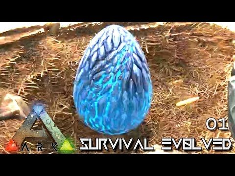 nice ARK: SURVIVAL EVOLVED - WYVERN EGG A THIEVES LUCKY