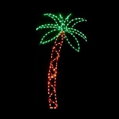 Lighted Palm Tree, Dress up Your Home or Business With ...