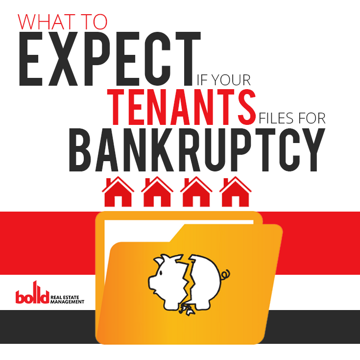 What To Expect If When Tenant Files For Bankruptcy Estate Management Tenants Bankruptcy