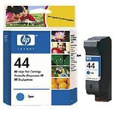CARTUCHO TINTA HP 44 51644C CYAN DESIGNJET 350/450/455