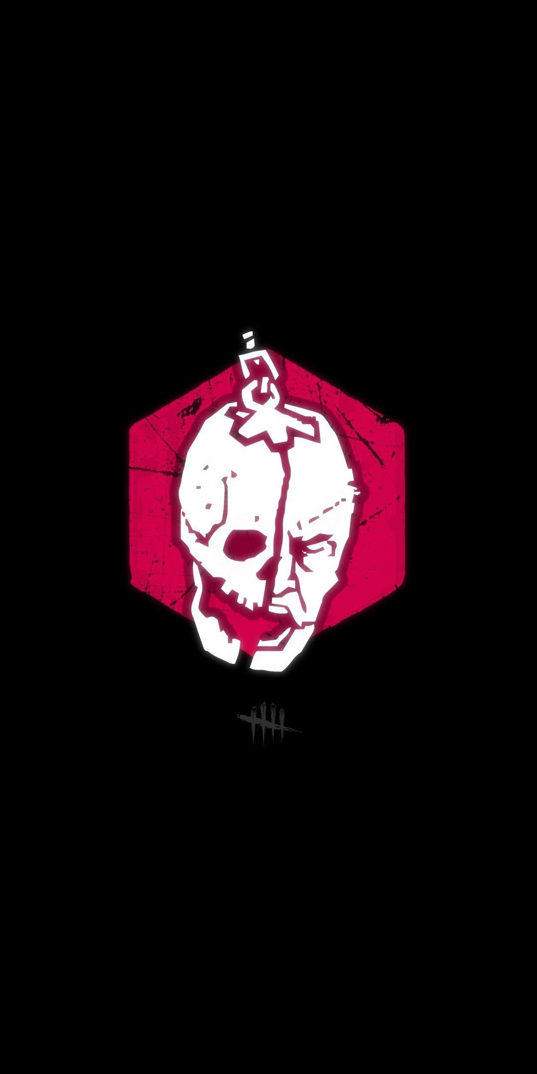 Skull Video Game Minimal Dead By Daylight 1080x2160 Wallpaper Army Wallpaper Latest Hd Wallpapers Wallpaper