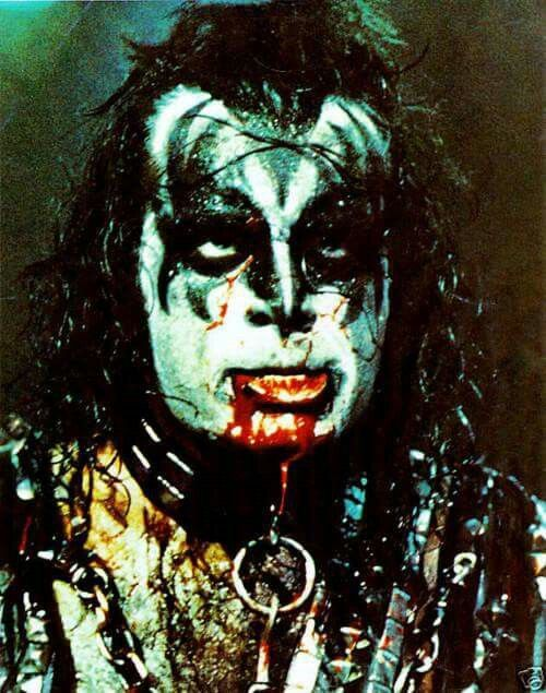 The Demon Gene Simmons Kiss Kiss Rock Bands Kiss Band