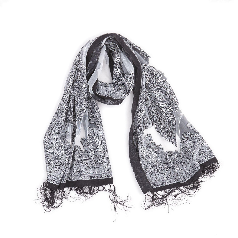 Girlie-Stuff | shawl zwart