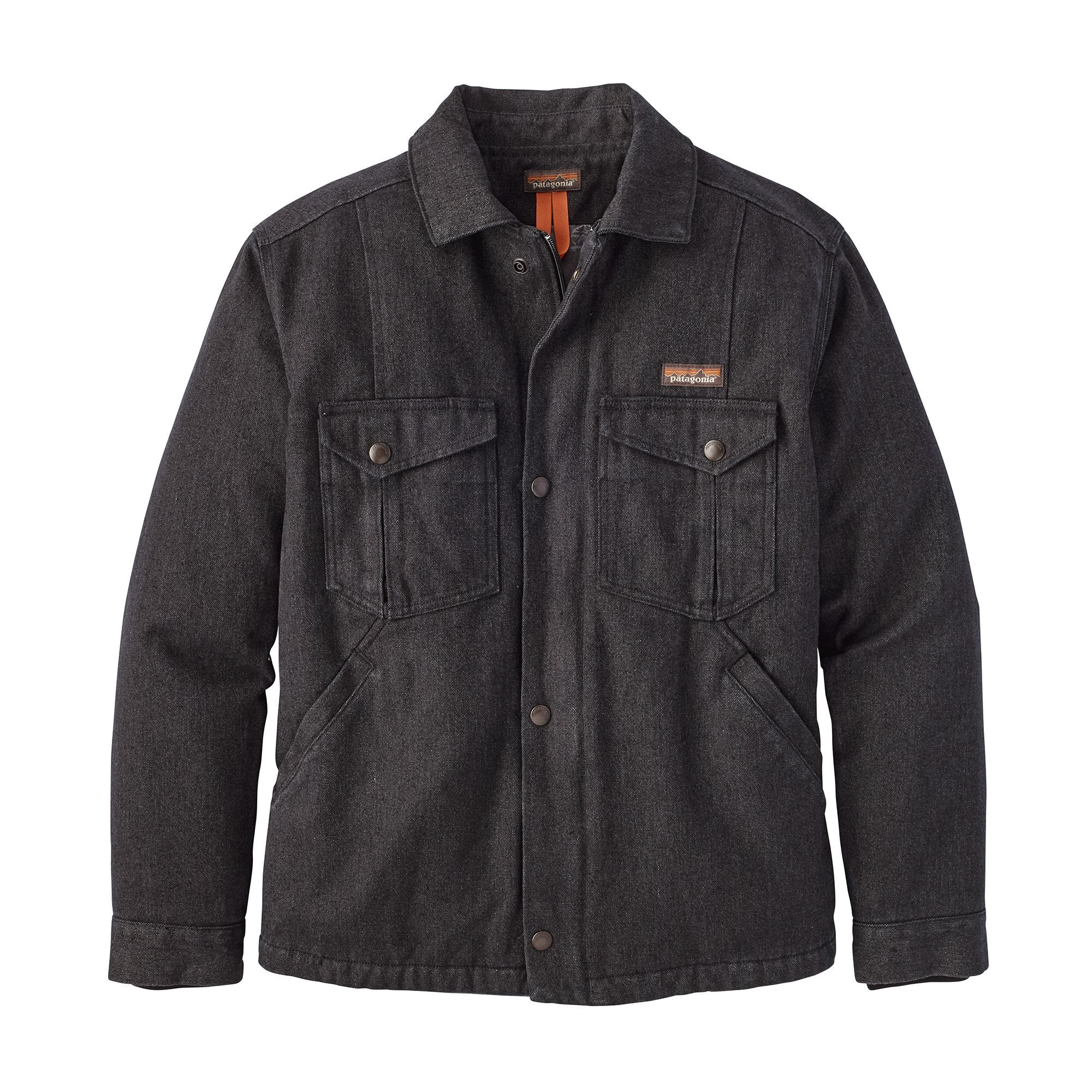 769a53f768b93 Men's Iron Forge Hemp® Canvas Ranch Jacket | Details | Mens outdoor ...