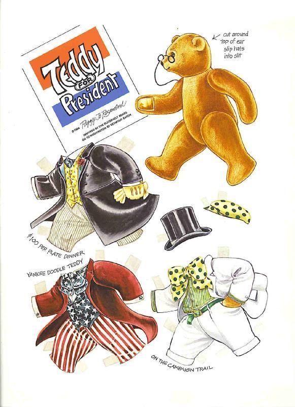 Teddy for President