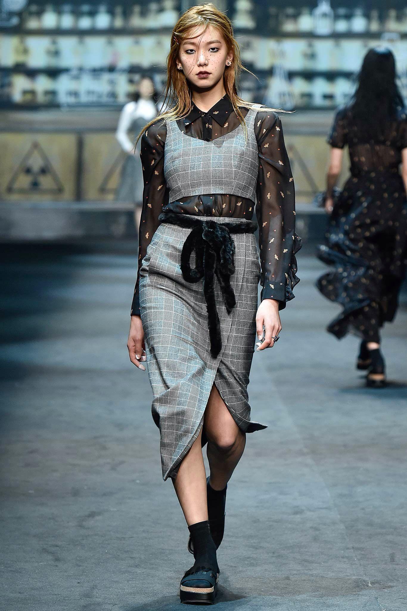 Steve J & Yoni P, Look 35 Fashion, Fall 2015 style