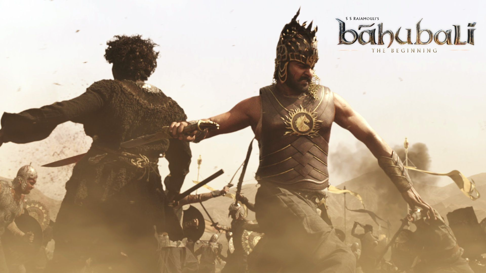 Baahubali - The Beginning   Official Trailer   Prabhas, Rana Daggubati, ...