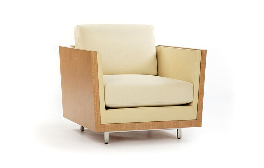 rottet lounge chair decca contract wagamama furniture