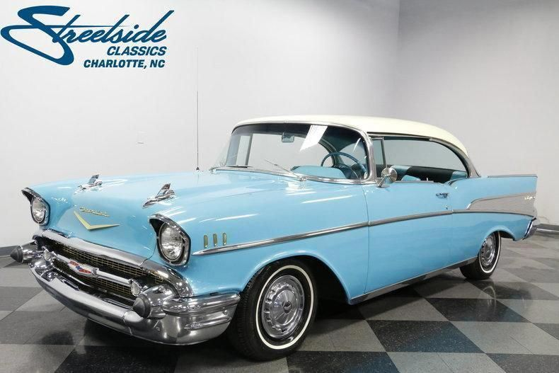 1957 Chevrolet Bel Air Chevroletclassiccars Classic Cars Chevrolet Bel Air Old Classic Cars