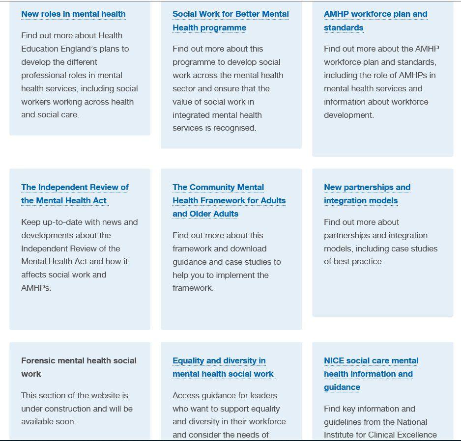 Skills For Care On Social Work Care Agency Health Programs