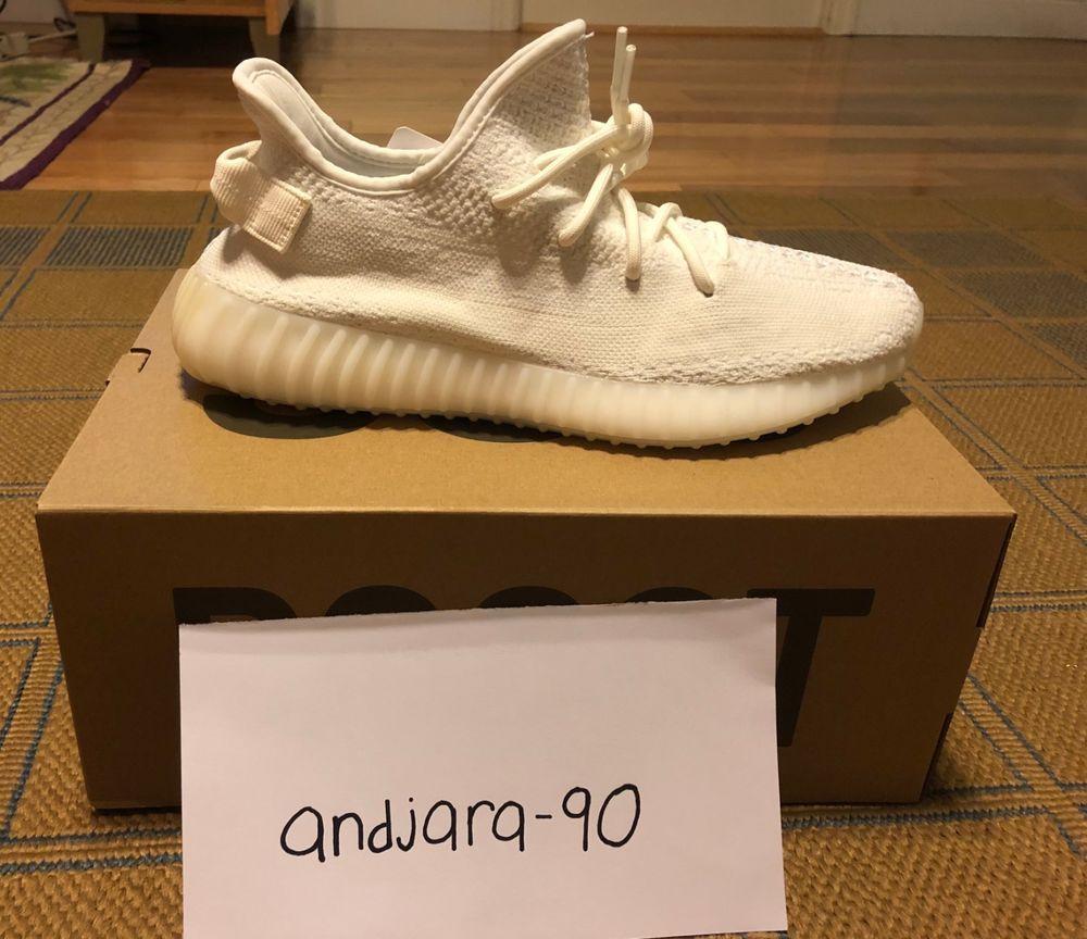 745c44fa2 Size 10.5 Adidas Yeezy 350 V2 Cream Triple White Boost Low SPLY Kanye West   fashion  clothing  shoes  accessories  mensshoes  athleticshoes  ad (ebay  link)