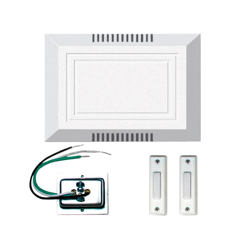 Craftmade C102l Doorbell Chime Kit Ada Compliant