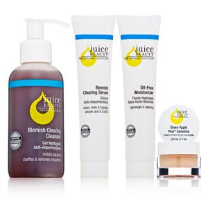 Juice Beauty Organics To Clear Skin Kit at DermStore 39.00 ...