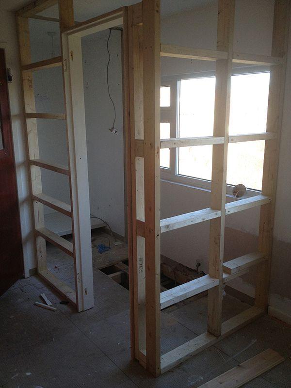 Adding A Small En Suite Shower Room Ensuite Shower Room Shower Room Bathroom Installation