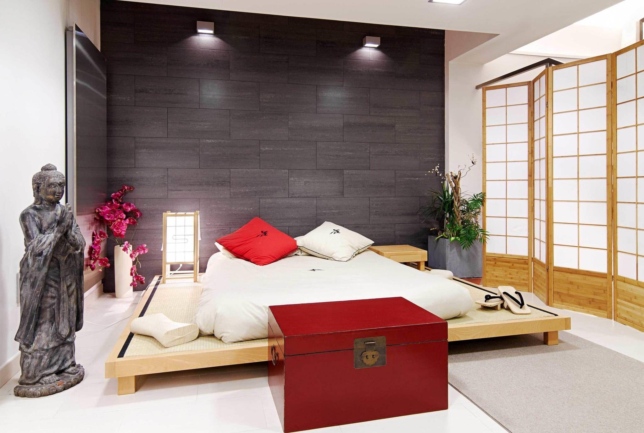 Fotos de Decoración y Diseño de Interiores | Asian style bedrooms ...