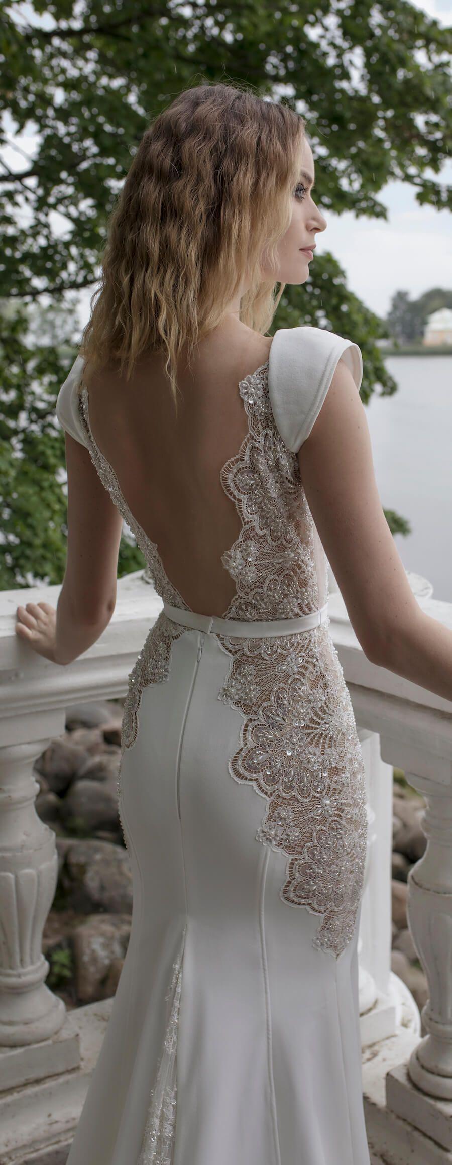 Lian Rokman Wedding Dress 2018 - Stardust Bridal Collection -Pavo4 ...