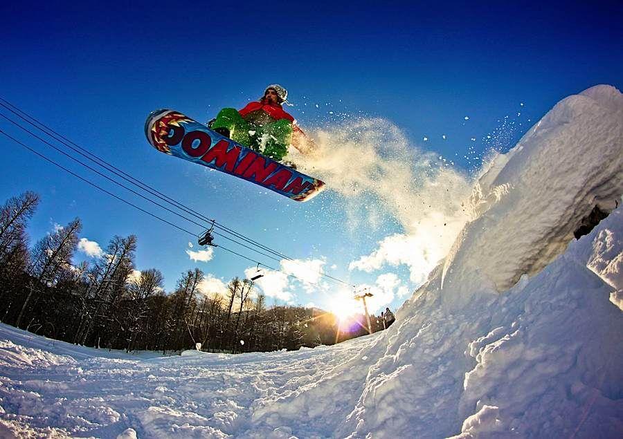 Snowboarding Action Photography | Abduzeedo Design Inspiration U0026 Tutorials