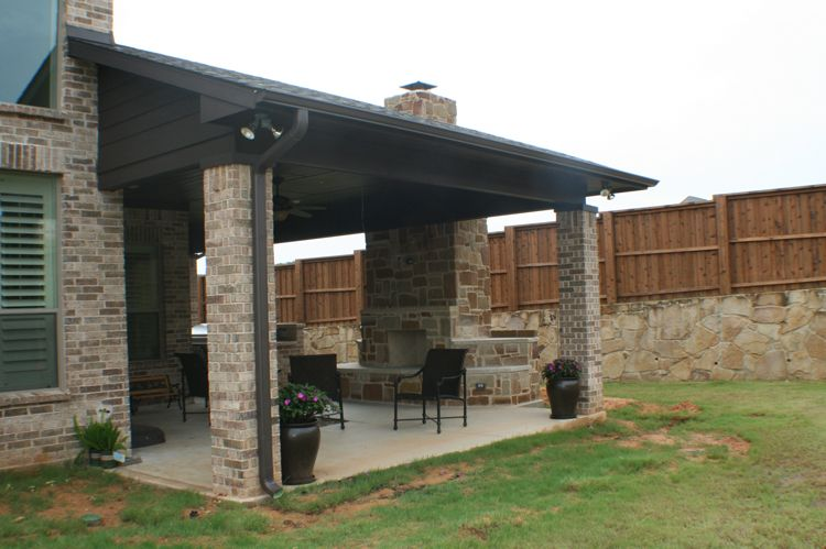 Attached Covered Patio   Google Search